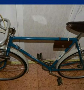 Велосипед Спутник СССР