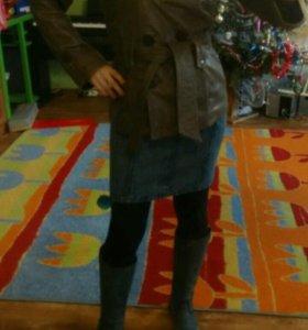 Куртка Promod кожа