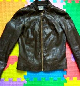 Кожаная куртка Alcott XS-S