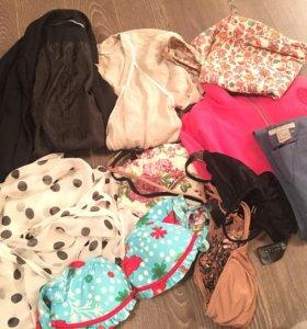Вещи одежда мешком