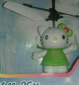 Летающий котенок