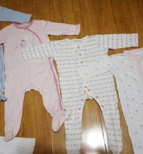 Комплект одежды Mothercare 74 р-р