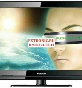 19' (48 см) LED-телевизор Fusion FLTV-19L31B черны