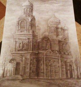 Преподаватель рисунка и живописи