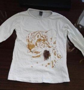 Кофта Zara и футболки