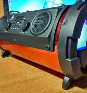 Bluetooth новая колонка BAZUKA + подарок