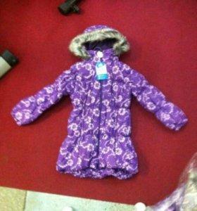 зимние пальто куртка пуховик lassie by reima новое