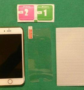 Защитное Стекло для iphone 6, 6s, 7