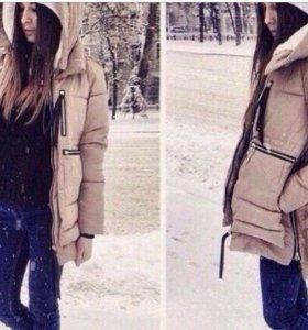 Куртка - трасформер ( зимняя ) НОВАЯ