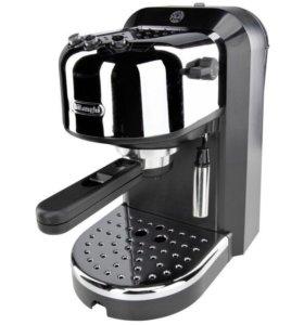 Кофемашина DeLonghi полуавтомат