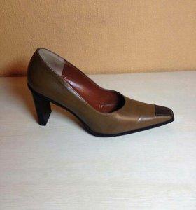 Туфли кожанные р.36