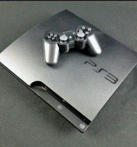 Продам или обмен  playstation 3 Slim