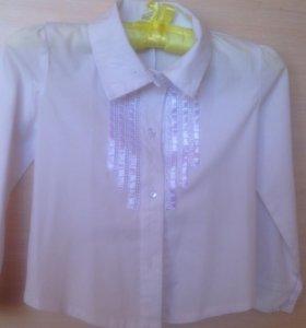 Рубашка, 116-122 см