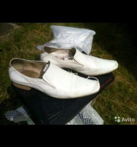 туфли ботинки кожа натурал