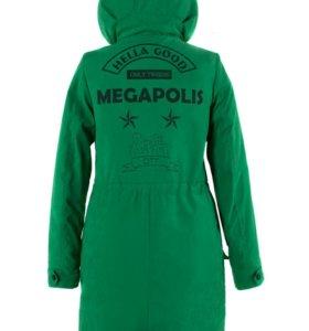 Новая куртка демисезонная, п-во Россия