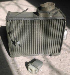 Радиатор кондиционера ниссан