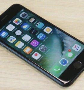 Айфон 7 чёрный