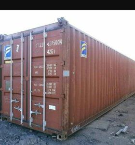 Продам контейнер 40