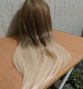Парик, новый, длинные волосы