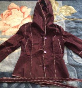 Куртка -ветровка весна -осень