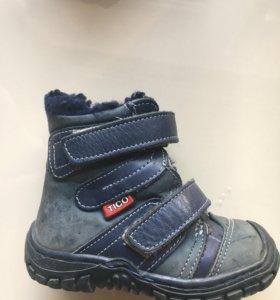 Зимние ортопедические ботиночки