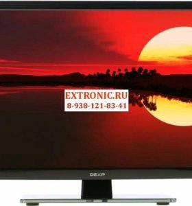 20'' (50 см) LED-телевизор DEXP H20B7200C черный