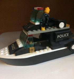 LEGO морская полиция.