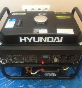 Бензиновый генератор Hyundai 3000 fe