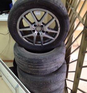 Колеса Nokian R18 255/55 5*120