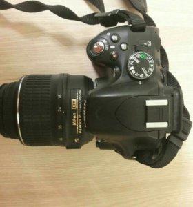 Фотоаппарат D5100