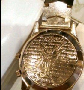 """Продам золотые часы фирмы """"НИКА"""""""