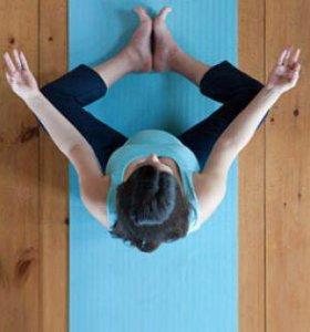 Абсолютно новый коврик для йоги DEMIX