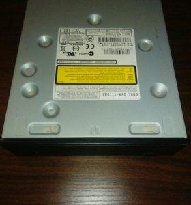 DVD RW Привод Pioneer DVR-111DBK /IDE