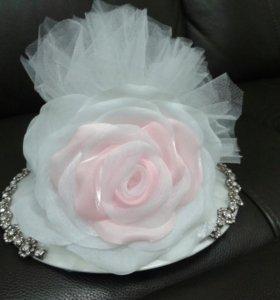 Свадебная тарелка