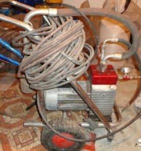 Окрасочный агрегат