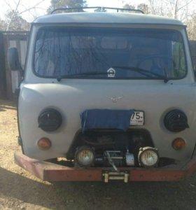 УАЗ-390945 фермер