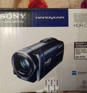 Soni HDR CX110E