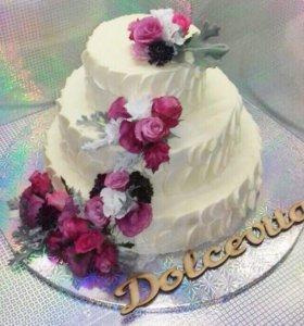 Свадебные торты Dolce Vita