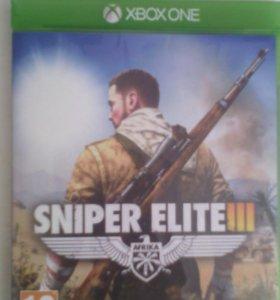 Игра на XBOX ONE Sniper Elite 3