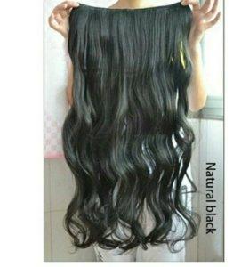 Искусственные, натуральные волосы