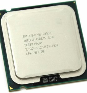 Процессор Intel core 2 quad q9550