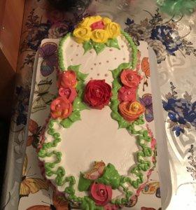 Вкуснейшие торты на заказ.