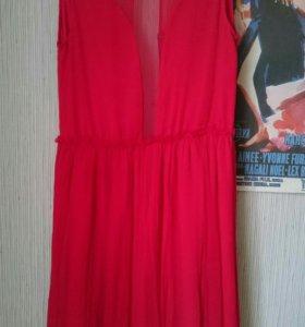 Шифоновое платье TopShop