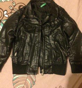 Курточка 2-4 года
