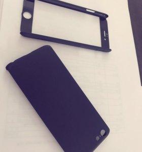 Чехол противоударный на iPhone 6s