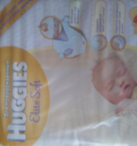 Huggies Elite Soft 1-84шт