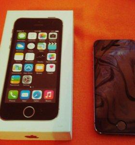 iPhone 5s 16gb Ростест без торга