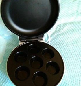 Новый прибор для проготовления кексов
