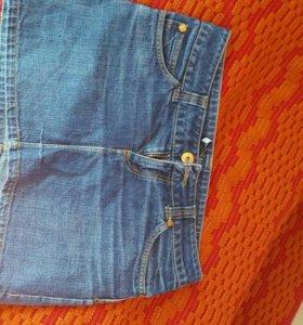 джинсовая юбка 44-46