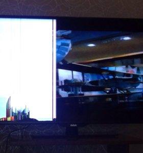 Телевизор BBK 40 дюймов
